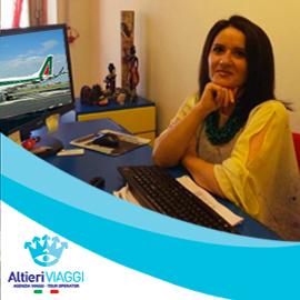Angela_Maragno_Customer_Care_Agenzia_viaggio_altieri_viaggi_matera_roma_visite_guidate_WEB