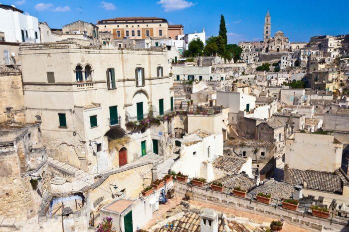 Tour Sasso Barisano e Ipogei