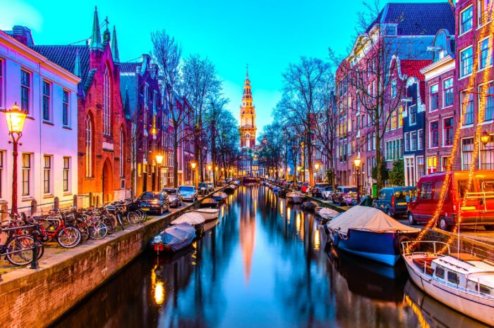 Immacolata ad Amsterdam